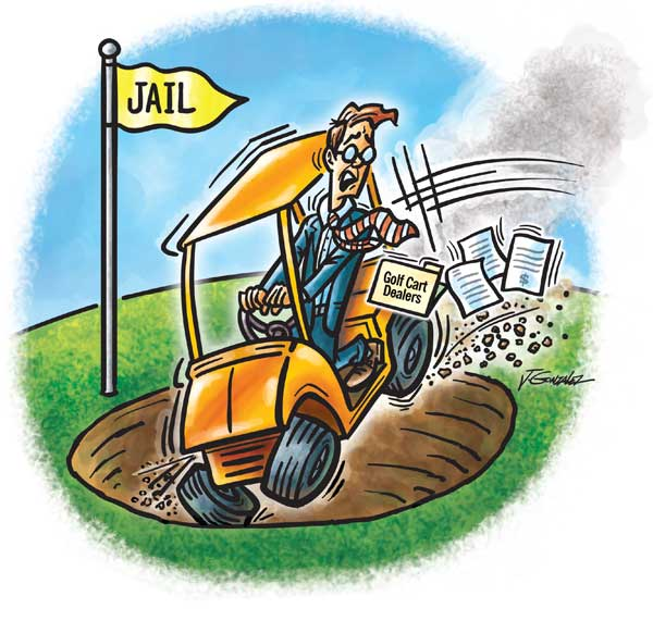 FinalCut: Former CitiCapital/GE Capital Exec Receives Ten-Year Sentence