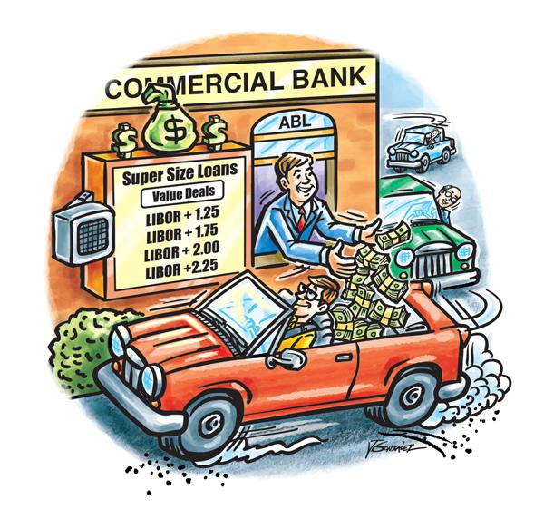 FinalCut: Bank Competition Spurs Asset-Based Loan Boom