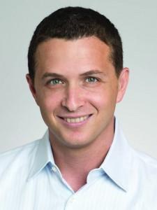 Eyal Lifshitz, CEO, BlueVine