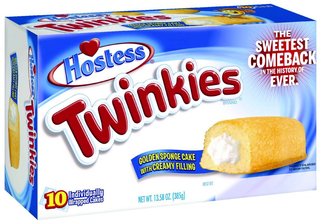 Twinkies - New Package