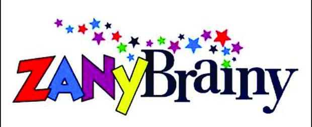 Zany Brainy logo