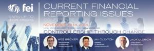 FEI Current Finacial Reporting