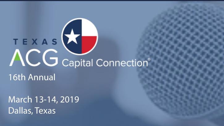 ACG 2019 Capital Connection
