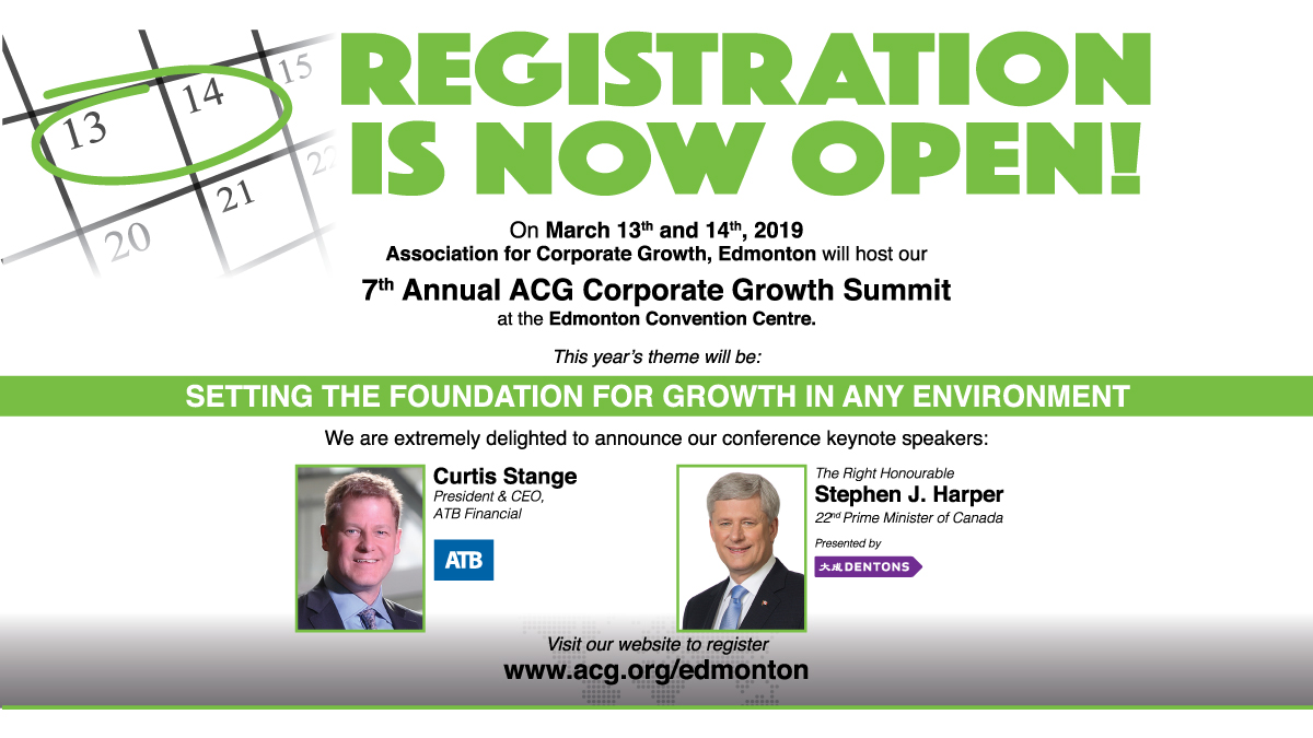 ACG 2019 Corporate Growth Summit