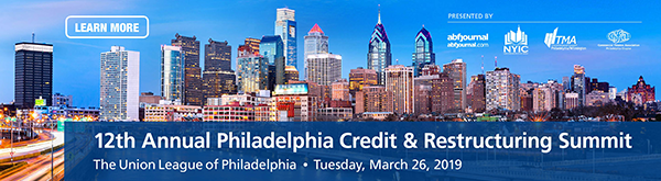 Philadelphia Credit & Restructuring Summit