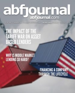 THE IMPACT OF THE TARIFF WAR ON ASSET BASED LENDERS